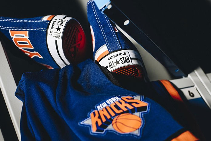 Converse Chuck Taylor NBA New York Knicks
